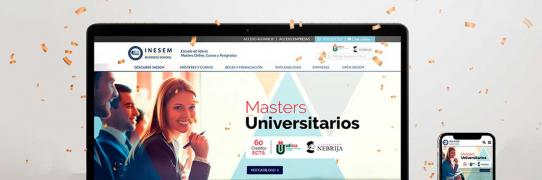 INESEM Business School estrena nueva web